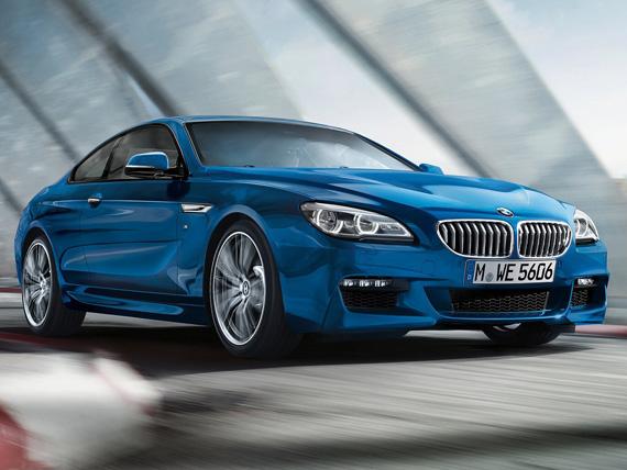 Семейство BMW 6-серии 2018