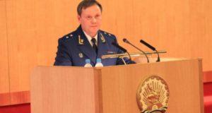 Прокурор Башкирии Андрей Назаров согласован на аналогичную должность в другом регионе