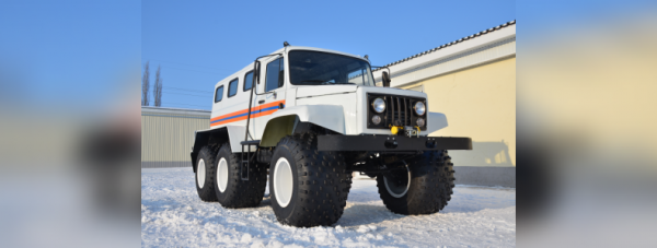 Photo of Спасатели Башкирии получили новый снегоболотоход