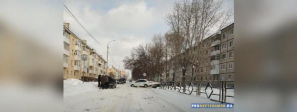 Photo of В Нефтекамске ДТП на улице Нефтяников