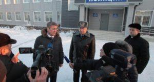 Радий Хабиров: От сотрудников МВД зависит безопасность наших жителей