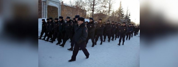 Photo of Сколько полицейских работает на каникулах в Башкирии?