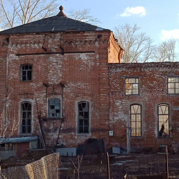 Photo of В Стерлитамаке разрушают уникальный памятник архитектуры — Симоновскую мельницу