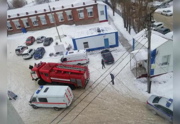 Photo of В Уфе эвакуируют школы и больницы