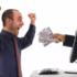 сайт приносит деньги