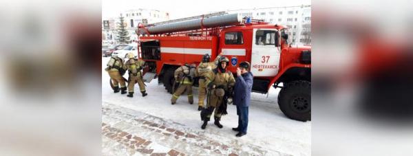 Photo of В Нефтекамске проходят пожарно-тактические учения