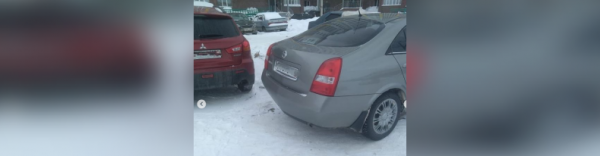 Photo of В Стерлитамаке пьяный водитель протаранил три автомобиля