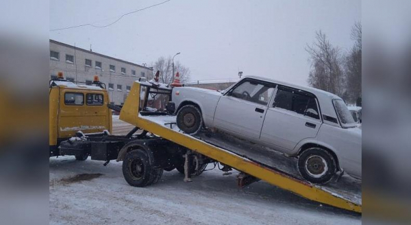 Photo of В Стерлитамаке задержали нетрезвого водителя ВАЗ-2107