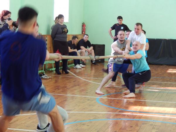 В Стерлитамакском районе прошел молодежный спортивный праздник «А, ну-ка, парни!»4