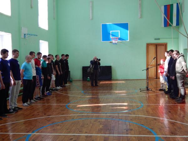 В Стерлитамакском районе прошел молодежный спортивный праздник «А, ну-ка, парни!»2