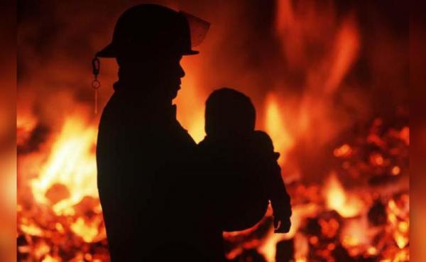 Photo of Двое детей пострадали при пожаре в Башкирии