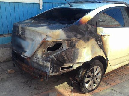 Photo of Уфимец после увольнения поджег автомобиль бывшего начальника