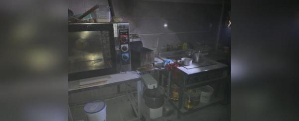 Photo of В Башкирии бойцы Росгвардии потушили пожар в пиццерии