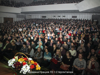 Photo of В Стерлитамаке состоялся праздничный концерт, посвящённый наступающему Международному женскому дню