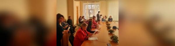 18 апреля 2019 года в Администрации городского поселения город Белебей состоялся сход граждан по вопросу соблюдения правил пожарной безопасности в весенне- летний период 2019 года.0