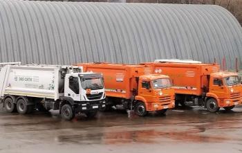 Региональный оператор «Эко-Сити» закупил шесть новых мусоровозов  0