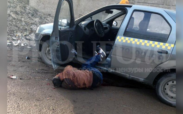 Photo of В Уфе на парковке обнаружено тело таксиста