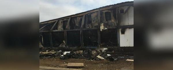 Photo of Житель Башкирии погиб на Сахалине во время пожара в общежитии