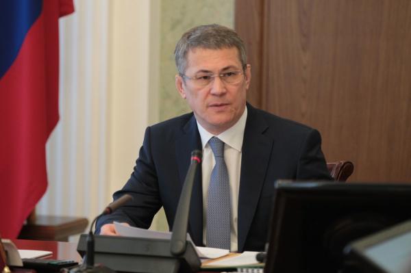 Photo of Радий Хабиров занял пятое место в апрельском медиарейтинге губернаторов