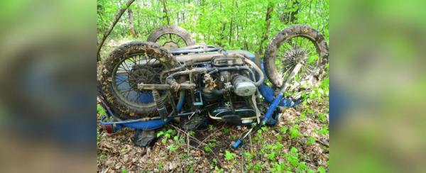 Photo of В Башкирии 60-летний мужчина погиб, перевернувшись на мотоцикле