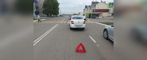 Photo of В Башкирии на пешеходном переходе 81-летний пенсионер сбил женщину