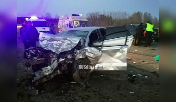 Photo of В Башкирии в ДТП погиб водитель «Форда» без прав