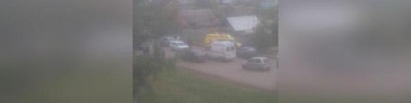 Photo of В Стерлитамаке на пешеходном переходе сбили двух пятиклассников