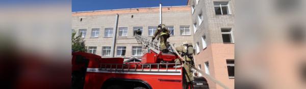 Photo of Пожарные учения прошли в Кумертауской городской больнице — новости Кумертау