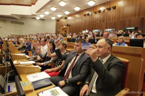 Радий Хабиров выдвинут «Единой Россией» на пост главы Башкирии2