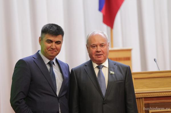 Радий Хабиров выдвинут «Единой Россией» на пост главы Башкирии10