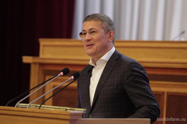 Радий Хабиров выдвинут «Единой Россией» на пост главы Башкирии0