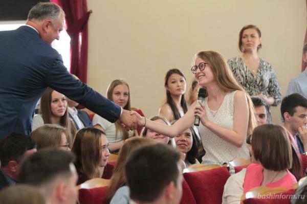 Славянский университет Молдовы и БашГУ прорабатывают вопрос по обмену студентами2