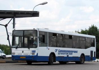 В Стерлитамаке в Троицкую родительскую субботу до нового кладбища будут ходить автобусы0