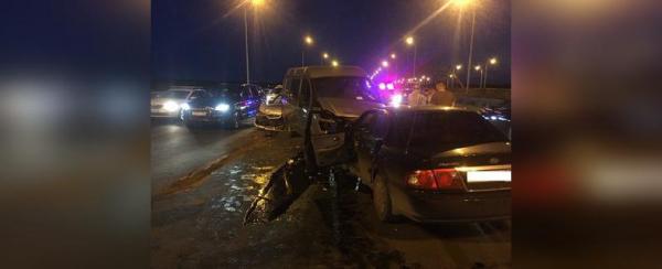Photo of В уфимской больнице скончался один из водителей, пострадавших в ДТП на Бельском мосту