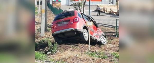 Photo of В Уфимском районе два человека пострадали из-за въехавшего в их машину Kia Rio