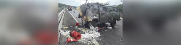Photo of В Стерлитамакском районе в аварии с цистерной погибли 4 человека