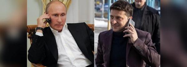 Зеленский назвал главную тему первого разговора с Путиным - новости Агидели0