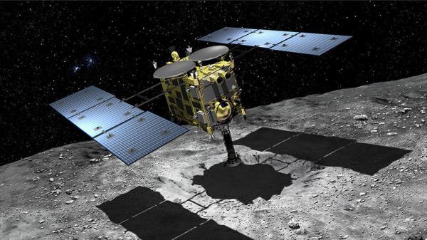 Японский космический аппарат собрал образцы грунта астероида. Что он там ищет?0