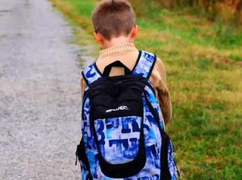 Роспотребнадзор назвал допустимый вес школьного рюкзака0