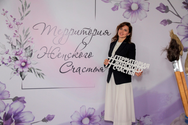 Стерлитамак стал территорией женского счастья - Каринэ Хабирова в этом убедилась лично9