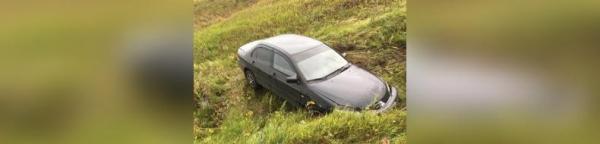 В Башкирии автомобиль отбросило в кювет: пострадала годовалая девочка0