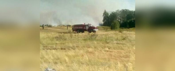 Photo of В Башкирии локализован крупный лесной пожар
