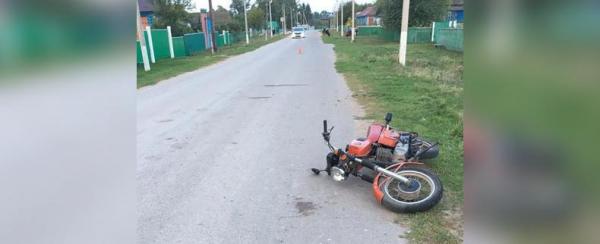 Photo of В Башкирии пьяный мотоциклист без прав сбил трех пешеходов
