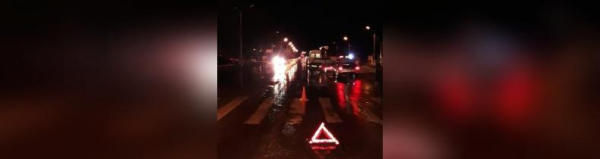 Photo of В Башкирии водитель без прав сбил на переходе женщину