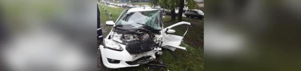 Photo of В лобовой аварии под Стерлитамаком погибла женщина, ребенок и двое мужчин получили травмы