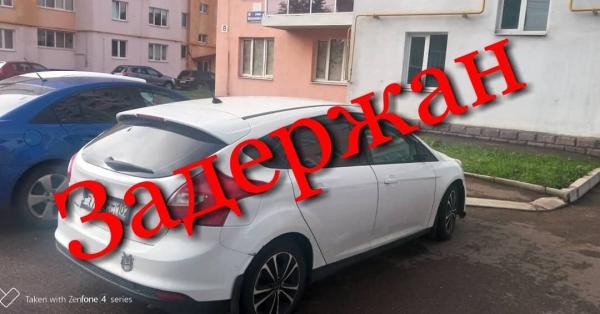 Водитель, сбивший вчера пешехода в Стерлитамаке, задержан3