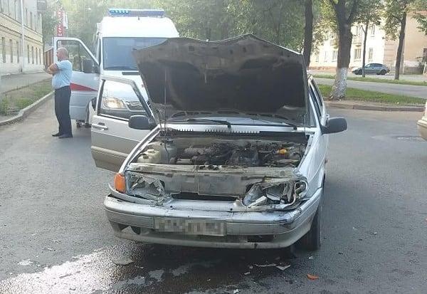 Водитель, сбивший вчера пешехода в Стерлитамаке, задержан1