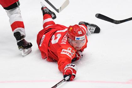 Photo of Хоккеиста сборной России дисквалифицировали на четыре года за кокаин