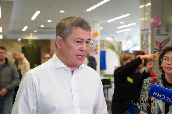Photo of На выборах главы Башкирии за Радия Хабирова проголосовали почти 1,8 млн избирателей