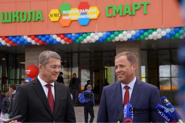 Photo of Полпред президента России: Башкирия готова к проведению прозрачных выборов